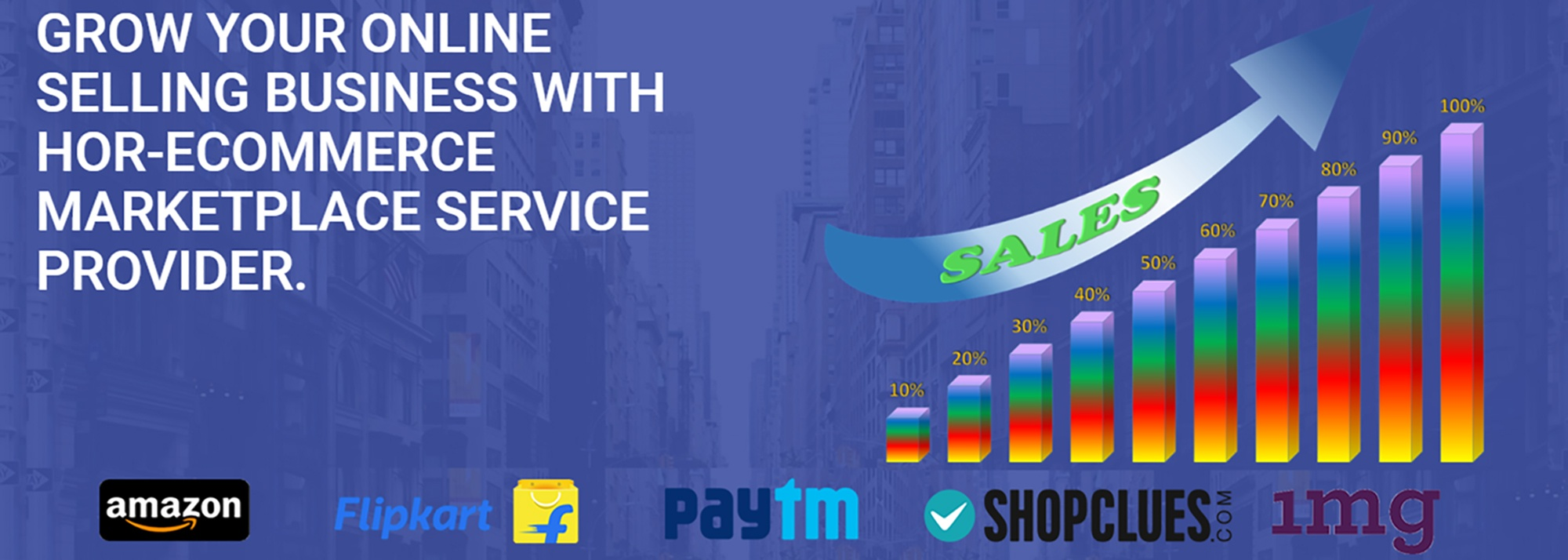 ecommerce marketplaces service provider