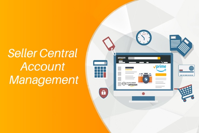amazon seller account management services