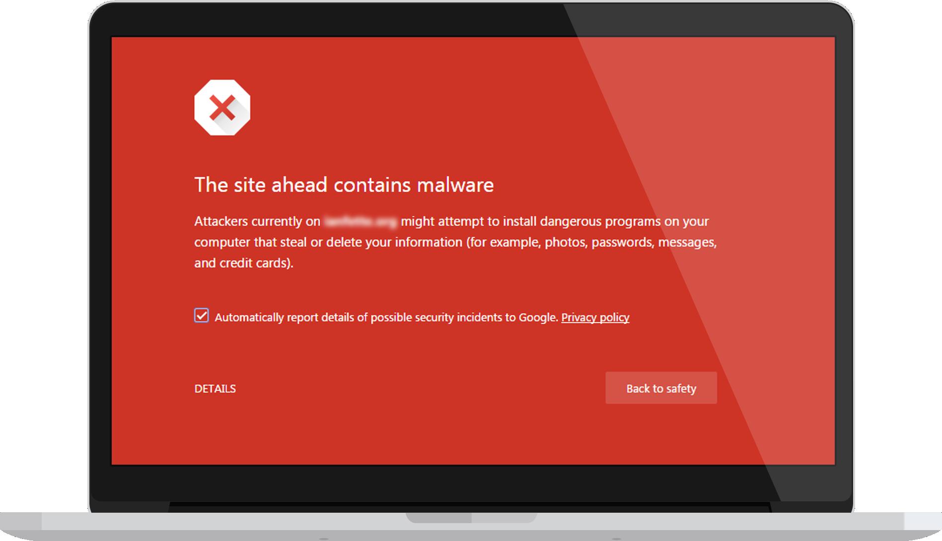 clean malware website blog